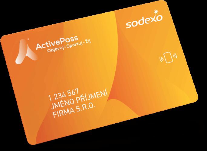 Akceptujeme ActivePass od Sodexo